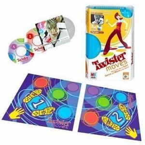 Twister Moves (New) by Hasbro - Ages 8+